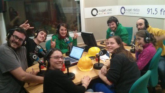 El 'NiTrad' escalfa motors per a Carnaval amb els responsables de la festa