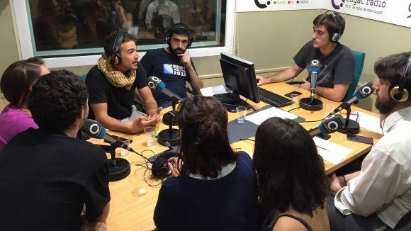 El 'NiTrad' repassa l'actuació dels Gausacs al Concurs de Castells de Tarragona