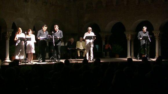 La lectura dramatitzada 'El màrtir Cugat' arriba aquesta nit al Monestir