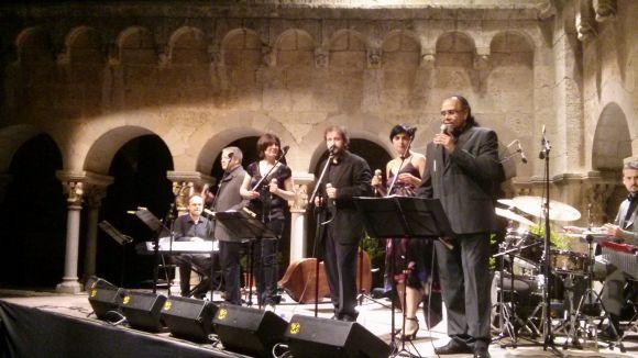 Gospel i jazz plens d'energia engeguen el motor de les 'Nits a Sant Cugat'