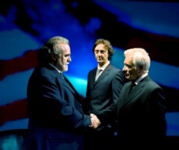 El cas Watergate arriba al Teatre-Auditori amb el 'Nixon/Frost' de Rigola