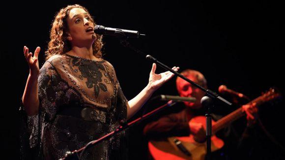 Noa repassa gairebé 30 anys de carrera amb el concert 'Noa forever' avui al Teatre-Auditori