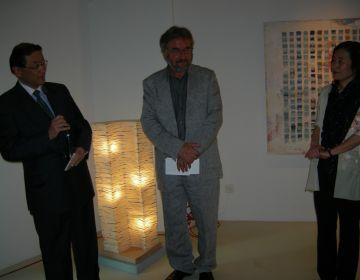 Nobuko Kihiria exposa a la Canals Galeria d'Art