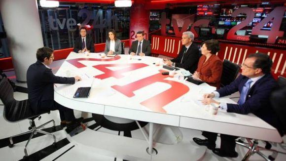 Els PGE preveuen la reunificació de les seus de TVE i RNE a Sant Cugat