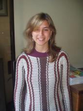 Mònica Bofill estudiarà Biotecnologia a la UAB