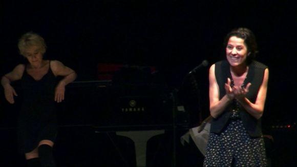Les veus oblidades de la Guerra Civil ressonen al Teatre-Auditori amb 'Només són dones'