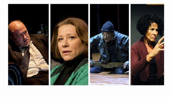 Orella, Arànega, Madaula i Nina, nominats als Premis Butaca