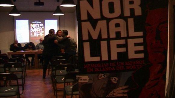 Luis, protagonista de 'Normal Life': 'Em llevava cada dia pensant que era el meu últim dia viu'