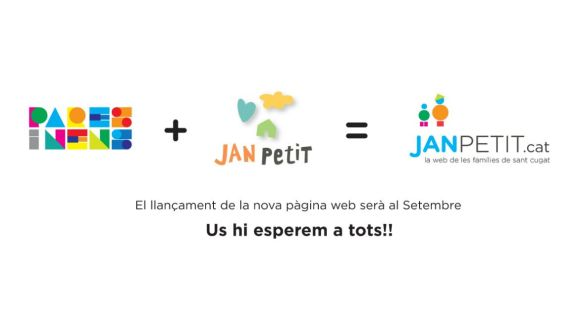 El nou web JanPetit.cat s'estrena aquest dilluns