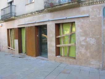 La Canals Galeria d'Art inaugura avui un nou espai a la plaça d'Octavià