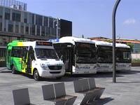 Sant Cugat compta amb una nova línia d'autobús i quatre vehicles nous