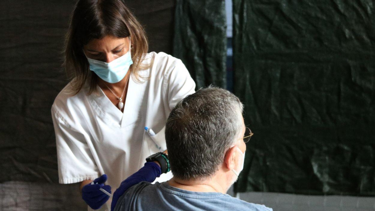 Més de 44.000 santcugatencs tenen la primera dosi de la vacuna contra la Covid-19