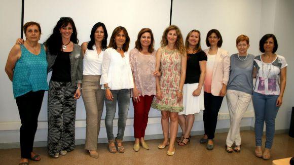 La santcugatenca Blanca Moreno, nova presidenta d'Ade Vallès
