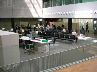 L'Oficina d'Atenció Ciutadana només obre els matins durant l'agost