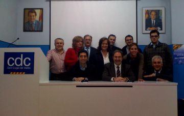 CDC presenta la nova executiva local