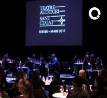 El Teatre-Auditori ha registrat un índex d'ocupació anual del 83% durant l'últim mandat