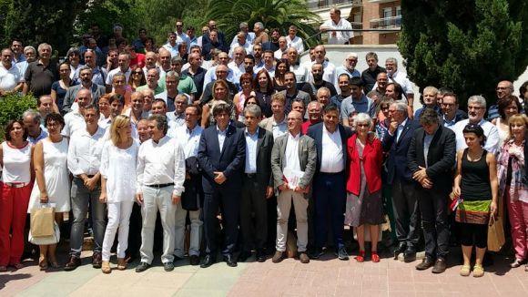 Carles Puigdemont és el nou president de l'AMI