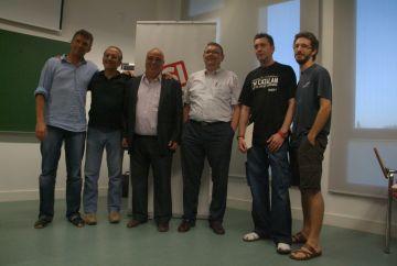 Jordi Manchón, nou coordinador de SI