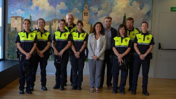 La Policia Local incorpora sis noves agents