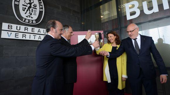Bureau Veritas es trasllada a Can Ametller amb l'ambició de començar una nova etapa