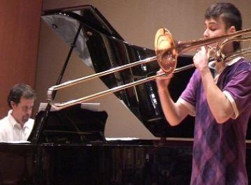Una particular proposta de música de cambra de Novoa i López encisa el públic santcugatenc