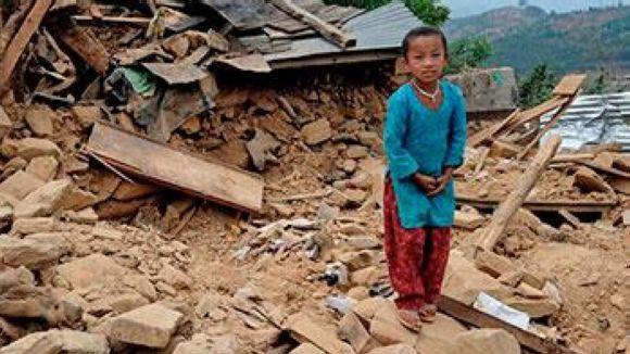 L'Ajuntament torna a destinar ajuda als afectats dels terratrèmols del Nepal