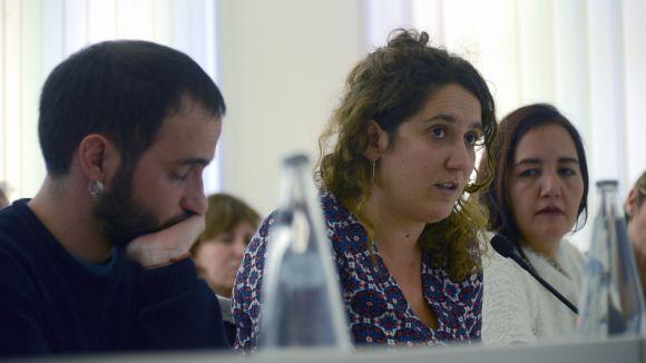 Núria Gibert: 'L'Ajuntament ha desatès la Floresta des de fa molts anys'