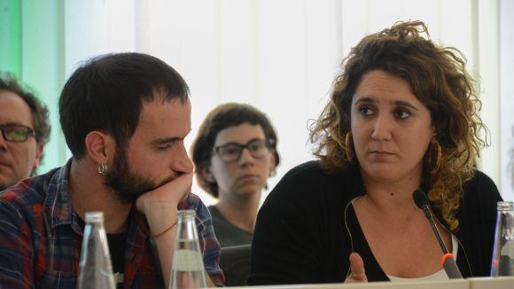 La CUP-PC exposa que la candidatura de Ramon Palacio no acompleix els requisits per ser Síndic