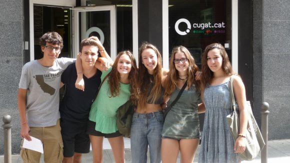 El programa de joves 'El Núvol' s'estrena avui a Cugat.cat