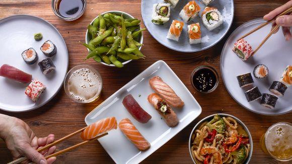 El sushi a domicili d'Instamaki arriba a Sant Cugat i Cerdanyola