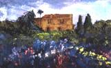 Una de les obres de Camargo