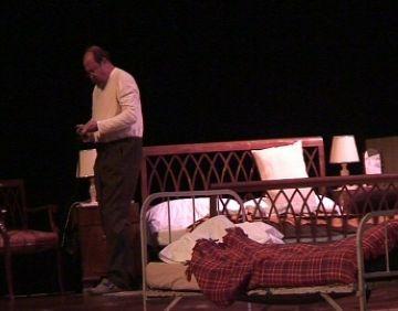 La comèdia italiana omple el Teatre-Auditori amb 'Natale in casa Cupiello'