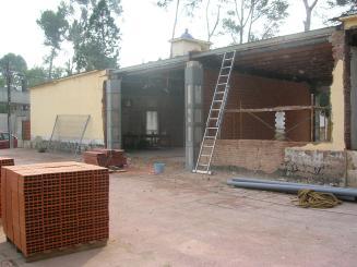 La finalització de les obres de la nova seu de l'EMD és 'immediata', segons Montserrat Turu