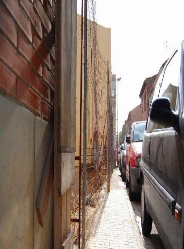 ERC denuncia el mal estat del manteniment d'obres inacabades a Sant Cugat