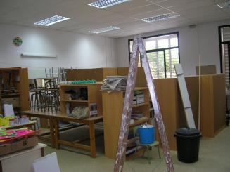 La inversió de l'Ajuntament als centres educatius ha superat els 444.000 euros