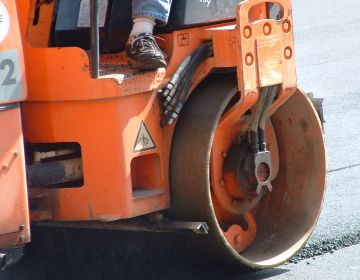 La repavimentació del carrer Cèsar Martinell afectarà la circulació durant la setmana vinent