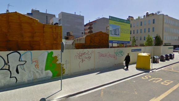 L'Ajuntament compra a l'Incasòl una parcel·la per fer habitatge públic de venda
