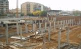 Als terrenys reclamats per Margenat l'Ajuntament edifica -entre d'altres equipaments- el gran pavelló del centre de la ciutat i un club de fitness