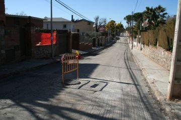 Punt final a les obres de l'avinguda Alcalde Escayola i el passeig Mas Roig de Valldoreix