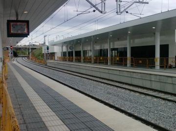 L'estació de FGC de Volpelleres s'inaugurarà el primer dissabte de juny