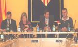 L'observatori del projecte educatiu es va constituir en una acte celebrat a la sala de plens de l'Ajuntament