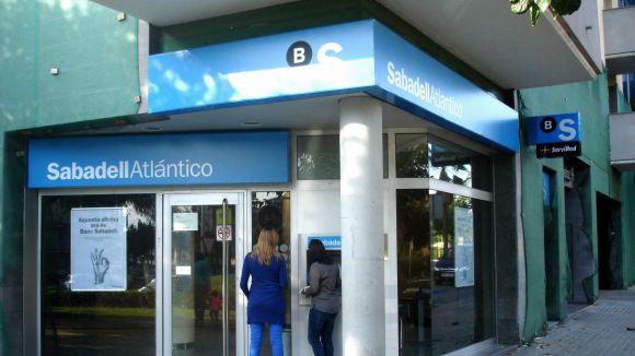 Una de les oficines de Caixa Penedès, ara de Banc Sabadell / Font: Banc Sabadell