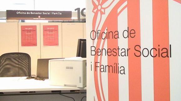 La Generalitat implanta una Oficina de Benestar Social i Família a Sant Cugat