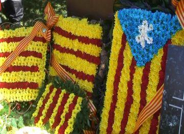 Els partits commemoren la Diada amb la mirada posada en el 28-N i la sentència del TC