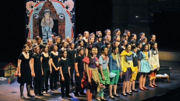 Doble sessió d'òpera amb veus juvenils al Teatre-Auditori