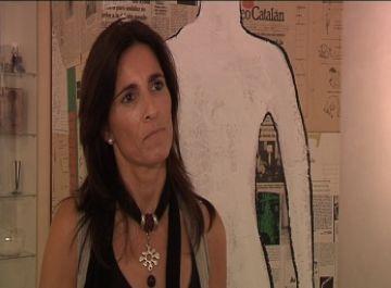 L'exposició de siluetes de Marta Ballvé inaugura la temporada de la Galeria Pou d'Art