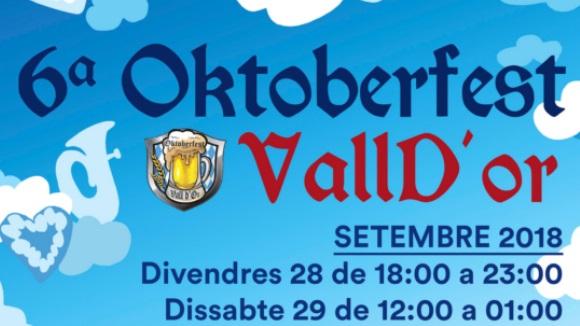 6a Oktoberfest Vall d'Or