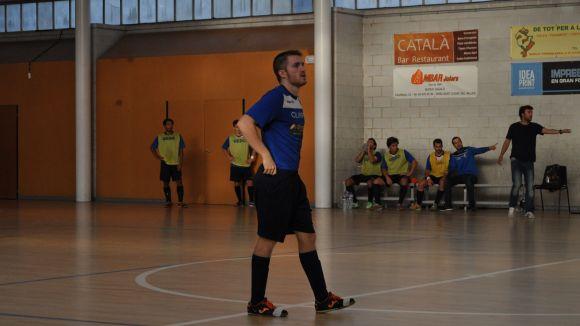 L'Olímpyc Floresta no aixeca cap i perd a domicili davant el Futbol Sala Unión