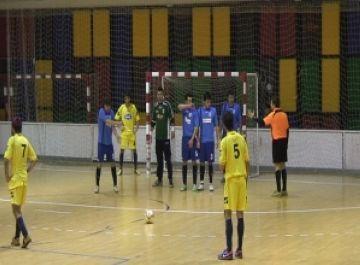 Derbi entre l'Olímpyc i el Futbol Sala Sant Cugat per tancar la primera volta de la Tercera Nacional