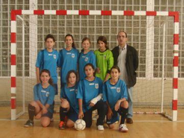 Els femenins de l'Olímpyc Floresta i el Futbol Sala Sant Cugat tanquen el Torneig de Base florestà